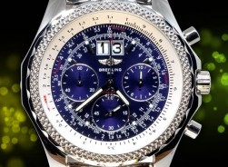 Breitling Bentley Le Mans-Motors Blue-Edition 2020