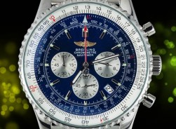 Breitling Navitimer 2019 Classic-Blue Edition