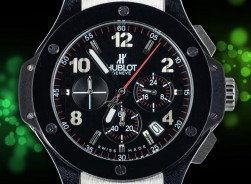 Hublot BIG BANG TUIGA YACHT-CLUB MONACO Keramik-Lünette Steel/Black