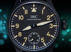 IWC-Portuguese Big Pilot-Limited 2019 PVD Edition