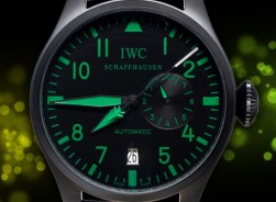 IWC Big Pilot's Watch TOP GUN Boutique Edition Green