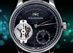 IWC Portugieser Tourbillon-World Edition 2020