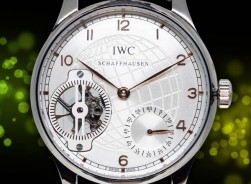 IWC Portugieser World Tourbillon-Handaufzug