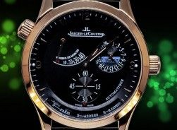 Jaeger-LeCoultre Master Geographic-2021 Moonphase/Rosegold