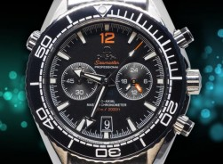 Omega Seamaster Planet Ocean Professional Co Axial-2019