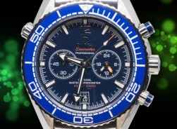 Omega Seamaster Planet Ocean Professional Co Axial-2019/Blue