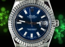 Rolex Datejust Blue Edition-Jubilee´ 2020