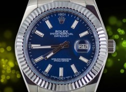 Rolex Datejust Blue Edition 2019