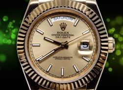 Rolex Day-Date 2020 Vollgold Edition