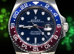 Rolex GMT-Master II Pepsi Blue Dial 2019 Edition