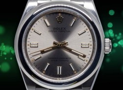 Rolex Oyster Perpetual 41 mm 2021-Silver