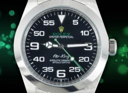 Rolex Oyster Perpetual Airking 2019