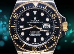 Rolex Sea-Dweller 43mm Yellow Rolesor 2019