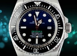 Rolex Sea-Dweller/Keramik Deepsea D-Blue 2017 Edition