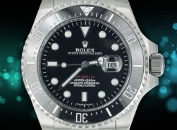 Rolex Sea-Dweller/Keramik-Single Red- 50. Jubiläum