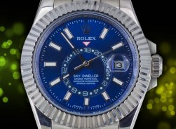 Rolex Sky-Dweller Blue Edition 2019