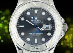Rolex Yachtmaster 40/Blue Indicator 2018 edition