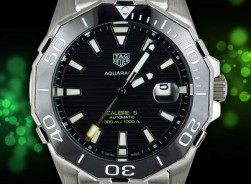 Tag Heuer 2018 Edition Aquaracer Calibre 5