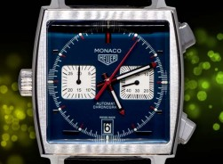 Tag Heuer Monaco Limited Edition-Dark Blue