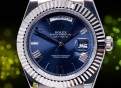 Rolex Day-Date 2020 Blue Edition