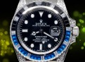 Rolex Submariner Date -White-Gold