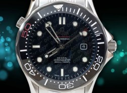 Omega-Seamaster 300M James Bond 50th Anniversary