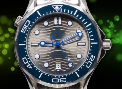 Omega Seamaster 300 M Ceramic Wave Two-Tone 2019