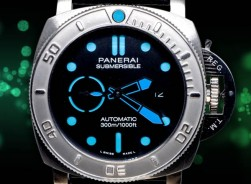 Panerai Submersible Marina-Mike Horn/Adventure Edition