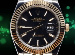 Rolex Datejust Bi-Color Black Jubilee´ Edition 2019