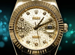 Rolex Datejust Full-Gold Diamonds 2021