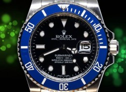 Rolex Submariner Keramik 41mm Whitegold/2021 Blue-Black Edition